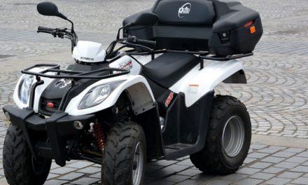Le quad : un véhicule pratique pour la ville